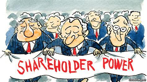 Shareholder Agreement Template shareholder activism corporate upgraders the economist