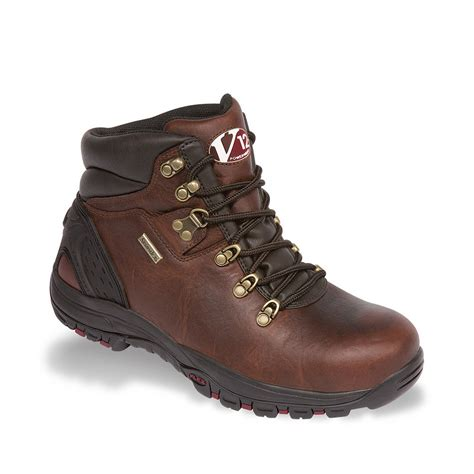 safety boots for vtech v12 brown waterproof hiker a safety boot