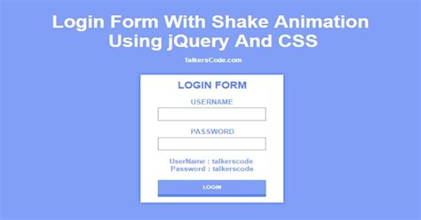 design form using jquery 2018 updated html5 login and signup form with animation