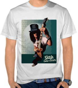 Kaos Slash Illustration Nm4hn jual kaos guns n roses satubaju kaos distro koleksi terlengkap