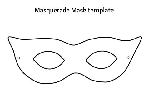 masquerade mask template april 2013 this site has moved
