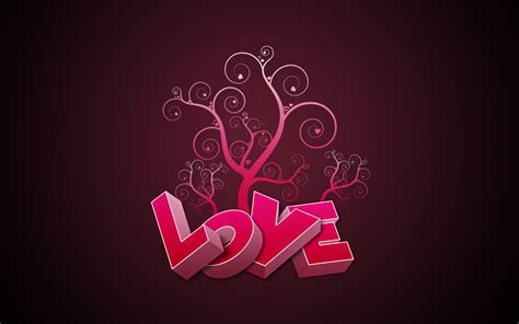 imagenes wallpapers love love in pink wallpapers hd wallpapers id 6556