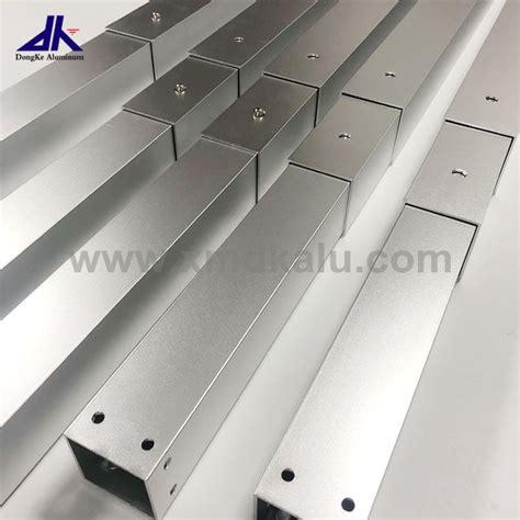 customized telescoping aluminum square tubing