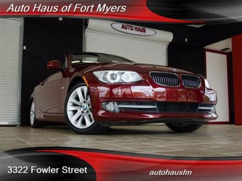 Auto Upholstery Fort Myers by Bmw Convertible In Fort Myers Fl For Sale Used Cars On