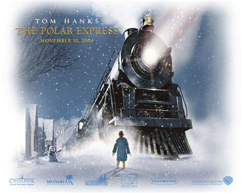 christmas wallpaper polar express the polar express free desktop wallpapers for hd