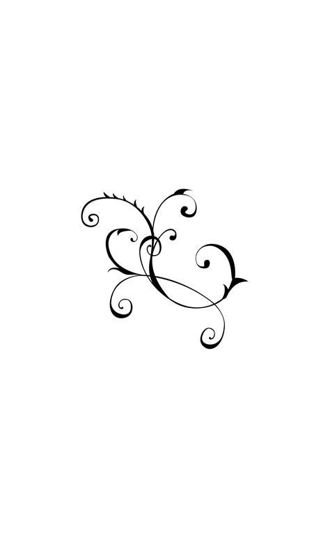 Stiker Motif 5 sticker motif baroque 9 vinyz