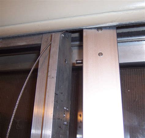 Cable Actuated Klozit Sliding Glass Door Closer Glass Door Closer