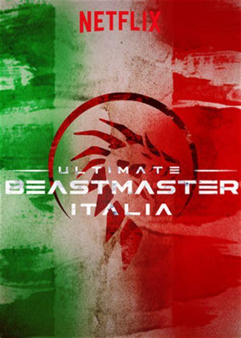 sarah jane dias ultimate beastmaster is ultimate beastmaster italy on netflix italy