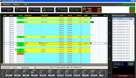 software billing warnet full version software billing warnet