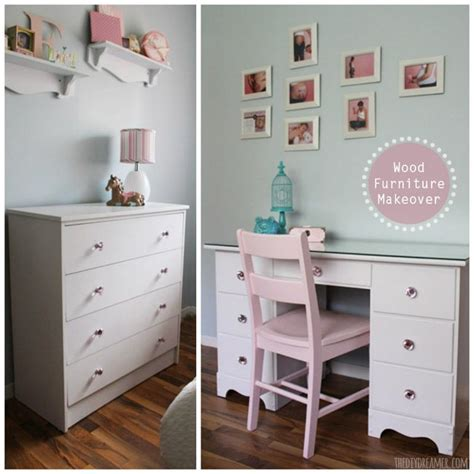 Diy Painted Desk 141 Best Furniture Makeover Images On Pinterest Furniture Redo Furniture Makeover And Painted