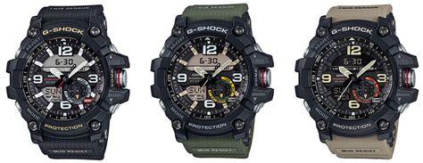 G Shock Gg 1000 List Putih g shock mudmaster gg 1000 with sensor all models