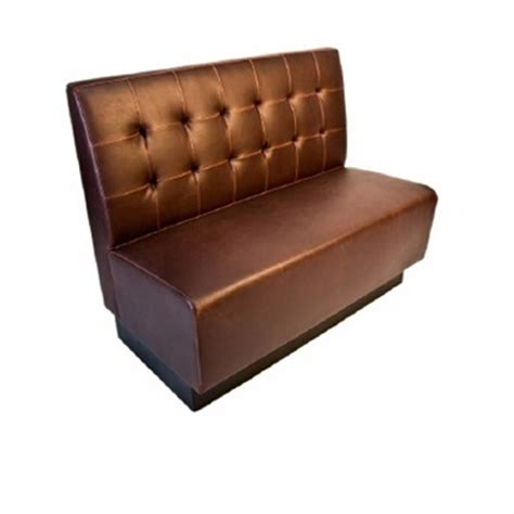 booth sofa seating hot sale modern custom red leather restaurant furniture