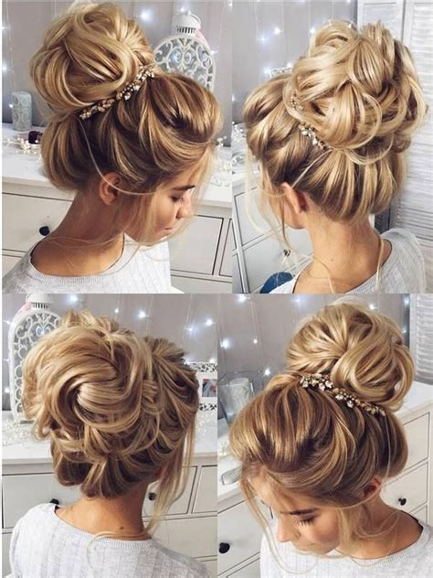Wedding Hairstyles For Hair How To by 17 Best Ideas About Wedding Hairstyles On Grad