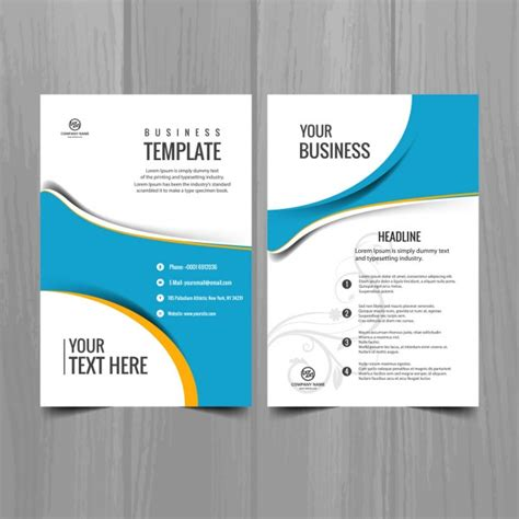 business brochure templates free 28 images business