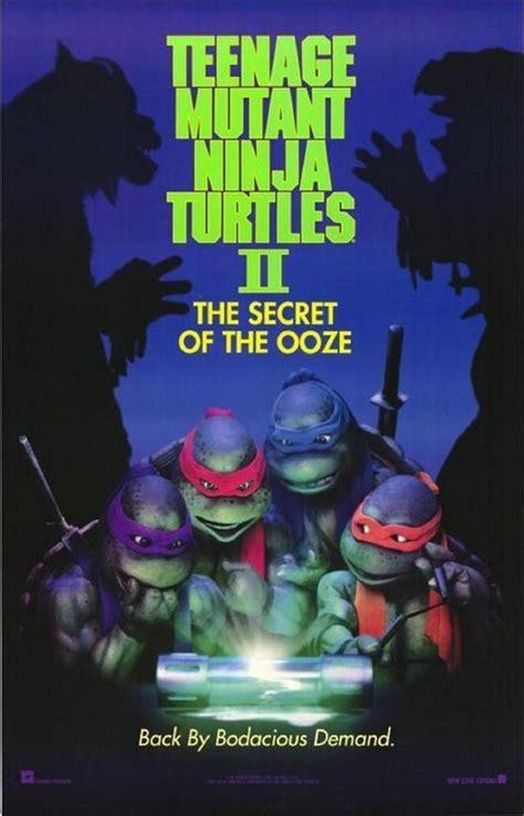 film ninja turtles 2 teenage mutant ninja turtles ii the secret of the ooze