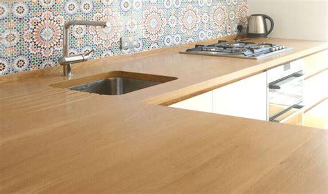 Superbe Beton Pour Plan De Travail Cuisine #1: plan-travail-bois-moderne.jpg