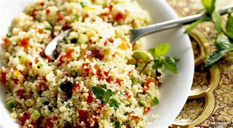 Cous cous alla marocchina, la ricetta originale