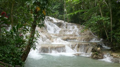of river falls amazing world amazing dunn s river falls in jamaica