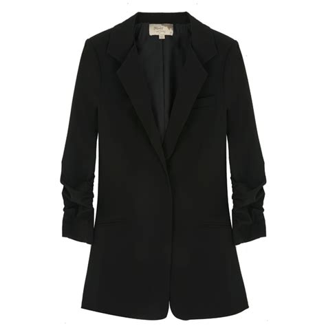 Blazer Well Black List Grey Ready one hundred and one ways to wear a black blazer irene s closet fashion e