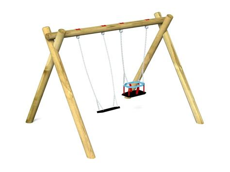 flat swing cradle flat swing playground swings action play