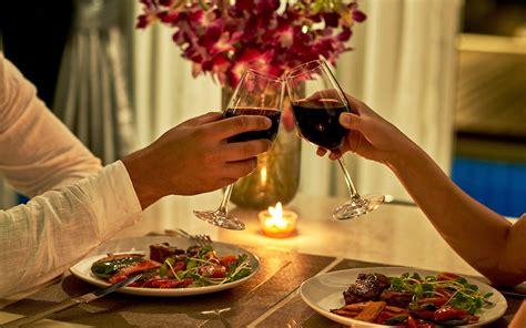das candle light dinner mit 220 bernachtung vineria
