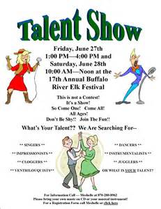talent show flyer template pin talent show flyer template free image search results
