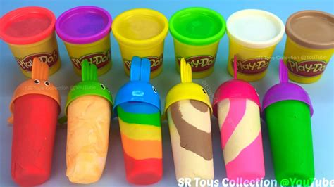 play doh how to make play doh with molds and creative