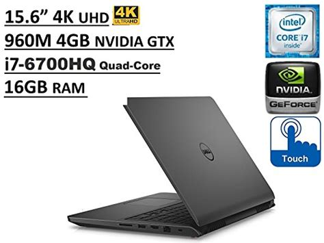 Dell Inspiron 15 7559 Uhd 4k Touchscreen With Nvidia Gtx960m 4gb Ddr5 dell inspiron 7000 i7559 15 6 uhd 3840x2160 4k touchscreen premium gaming laptop intel