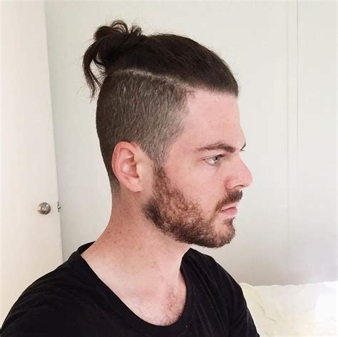 men with man buns react to news that their unfortunate