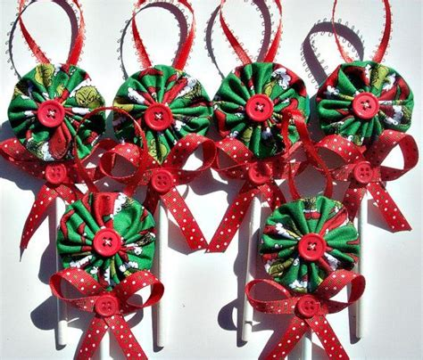 25 best ideas about fabric christmas ornaments on