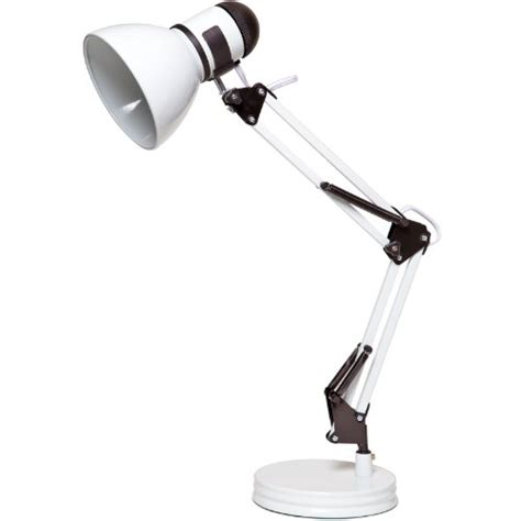 harbor 60 watt white l socket boston harbor tl wk 134e wh 3l desk l swing arm white