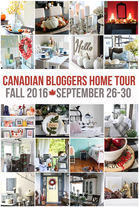fall 2016 home tour cozy colourful relaxed the diy