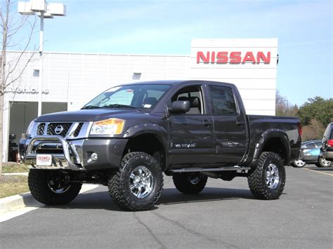 lifted nissan stillen cst lifted 2012 nissan titan at criswell nissan
