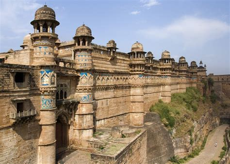 on india visit gwalior on a trip to india audley travel