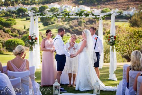 Wedding Blessing Ceremony Spain by Blessing Ceremonies Bespoke Weddings Spain