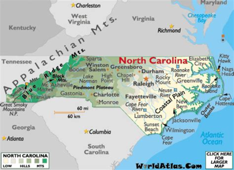 nc state map presidential election us play