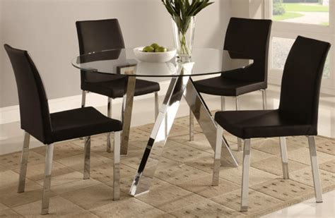contemporary kitchen dinette sets contemporary dinette sets glass kitchen tables dinettes