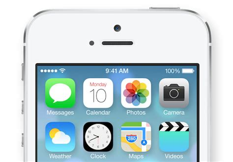 Home Design Software For Iphone New In Ios 7 Clock App Icon Now Displays Real Time