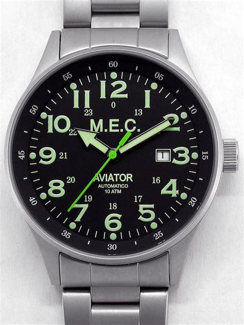 orologi militari automatici