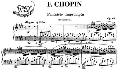 001410976x fantasie b op p piano chopin fantasie impromptu op 66 rated c pinterest