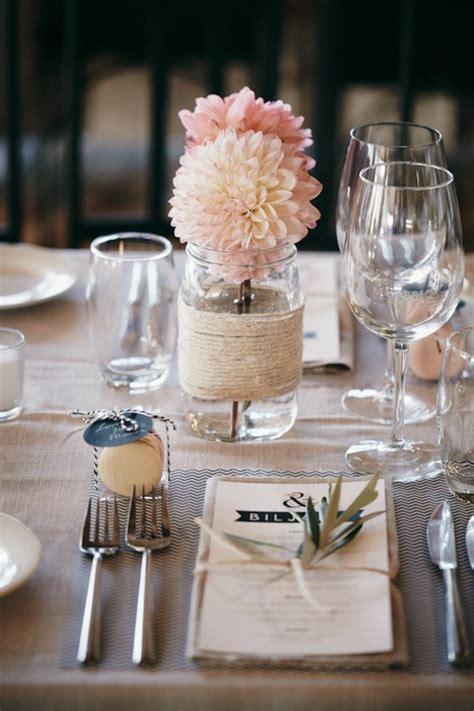 Hochzeitsfeier Deko by Tischdekoration Hochzeit Diy Vasen Dahlien Flowers