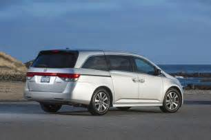 Honda Odyssey Minivan 2017 Honda Odyssey Minivan Pricing For Sale Edmunds