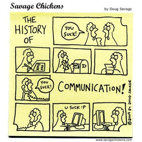 savage letter of the day about communication savage chickens the 1610