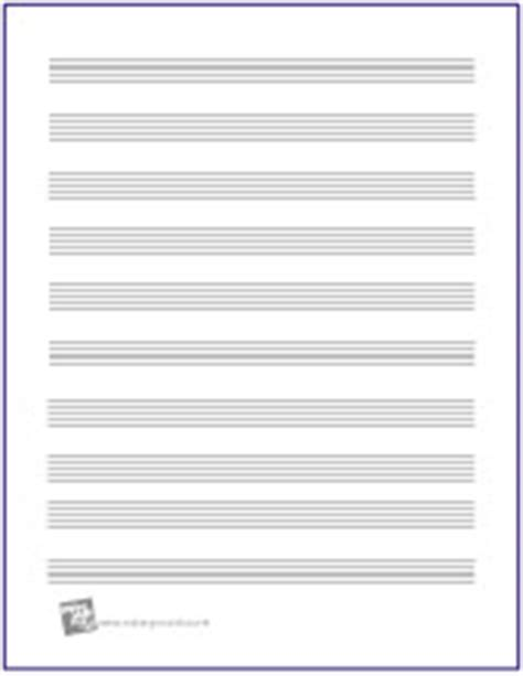 printable manuscript music paper free printable manuscript paper makingmusicfun net