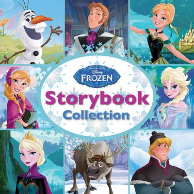 printable frozen storybook disney frozen storybook collection by parragon books ltd