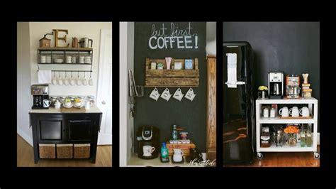 coffee home decor 50 home coffee bar ideas diy home decor inspiration
