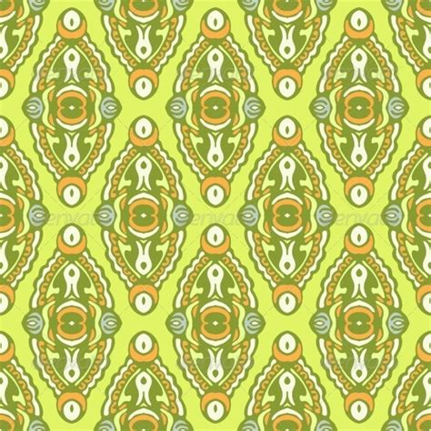 seamless pattern indesign stock vector graphicriver seamless pattern 7722146