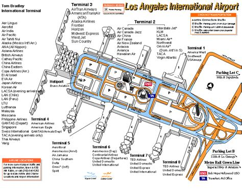 United Airlines Baggage International by Lax Airport To The Disneyland Resort