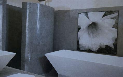 polished concrete walls bathroom reno ideas pinterest