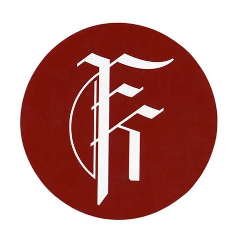 Fit For A Or King by Fit For A King Logo White Tanr Solid State